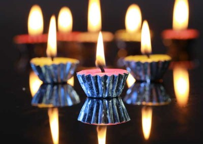 Cup Candles