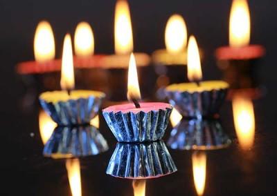 Tea Lights & Cup Candles