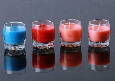 Scented Glass and Jar Candles